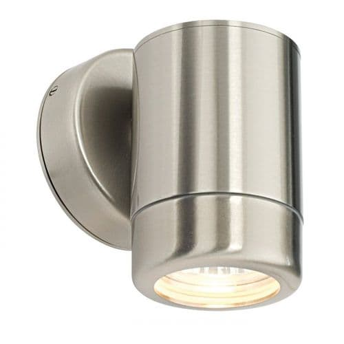 Saxby 14016 Atlantis Outdoor LED Wall Light Non Automatic